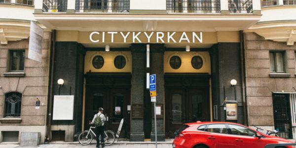 Stockholm – Citykyrkan